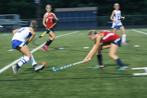 The Perfect Drive: Rachel Brown Gives Tips on How to Shoot in Field Hockey