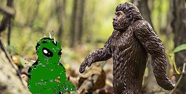 The Great Debate: Bigfoot vs. The Chupacabra