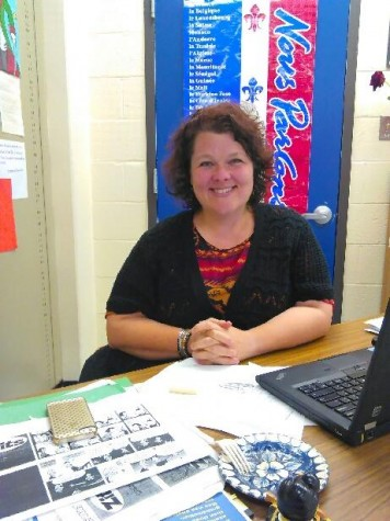 Western Welcomes a New French Teacher