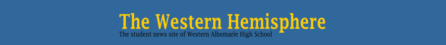 The student news site of Western Albemarle High School