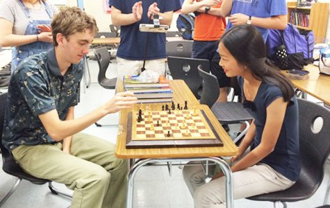 Sophie Peng Reigns as Queen of Chess