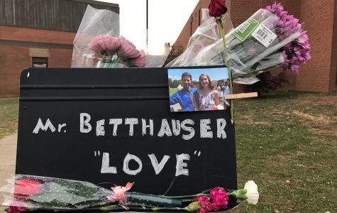 WAHS Remembers Mr. Betthauser
