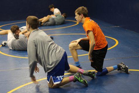Wrestling Looks to Continue Hot Streak