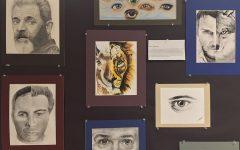 PSA: Senior Art Show To Open on April 24th