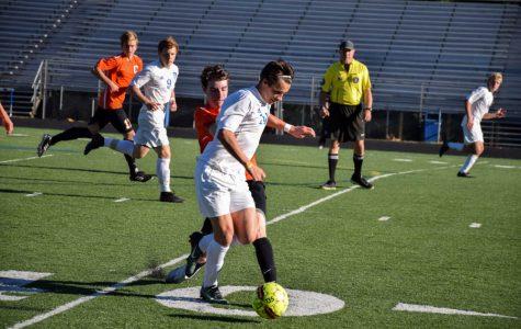 Slideshow: Varsity Boys Soccer vs. Charlottesville