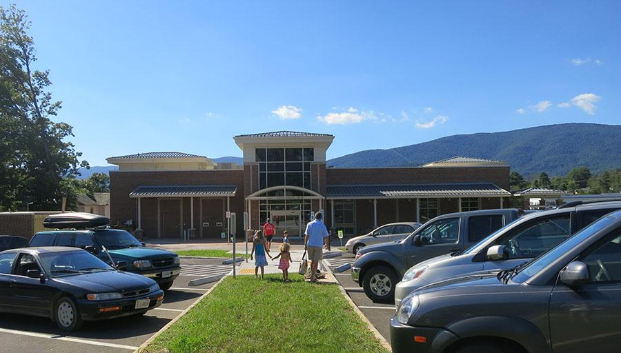 Student Volunteers Excited About New Crozet Library