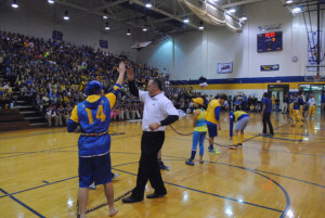 Spirit Week 2013:  Pep Rally