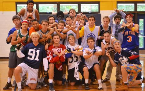 Spirit Week 2013:  Scenes from Dodgeball