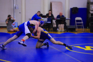 Wrestling:  Andrew Dickerson and Chris Miller Finish Fourth at States