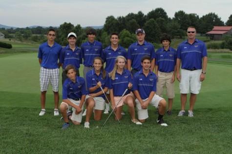 Golf Team Finishes Season at Regional Tournament