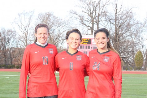 Former WAHS Soccer Players Thrive at College Level