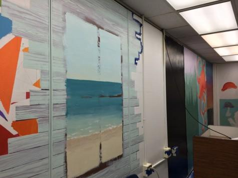 Wyeth Ward Makes a Classroom Her Canvas