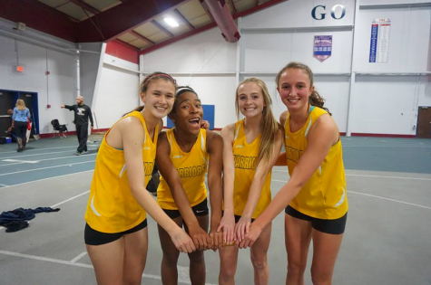 Indoor Track Looks to Finish Strong