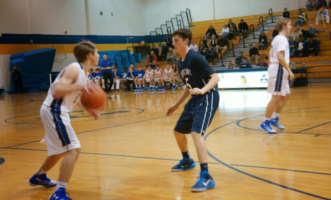 WAHS Boys Basketball faces Albemarle
