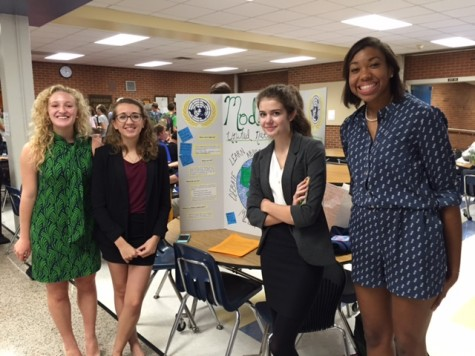 Club Fair Sparks Interests Among Students