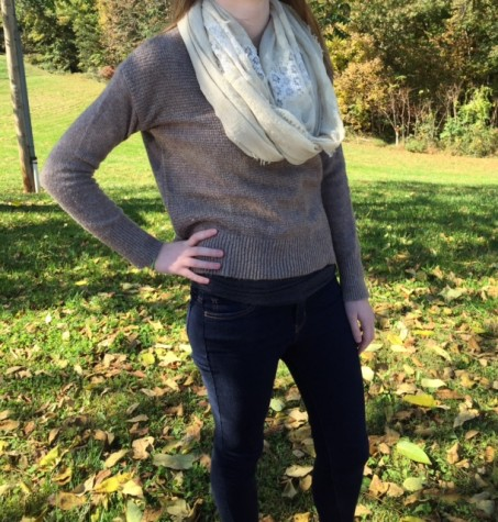(Fall)ing for Sweaters