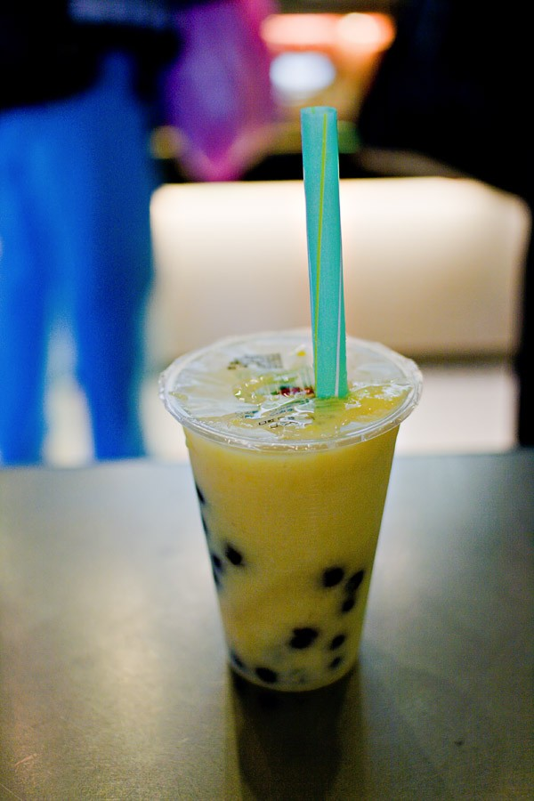 Bubble Tea: Is It Too Hard to Swallow?