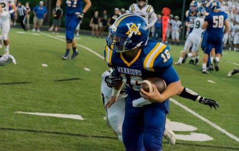 WAHS Football Crushes Monticello at Home
