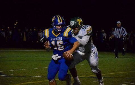 Western Football Tops Louisa 38-30