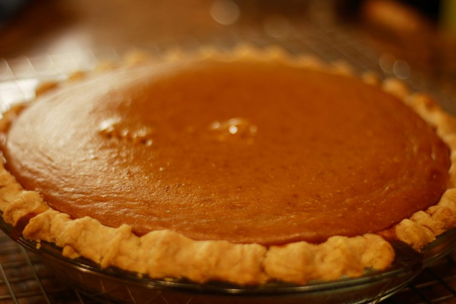 Macy's Pumpkin Apple Pie