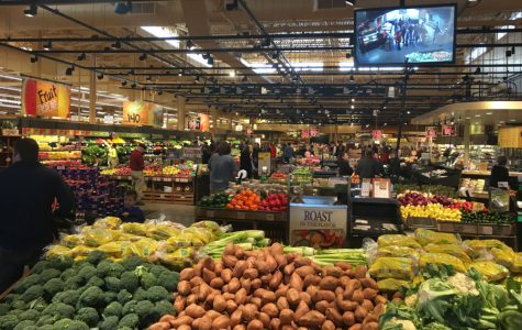 Checking it out: Wegmans