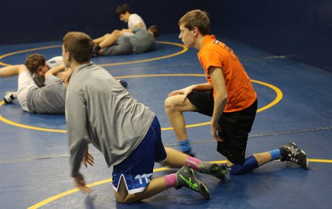 Wrestling Looks to Continue Hot Streak