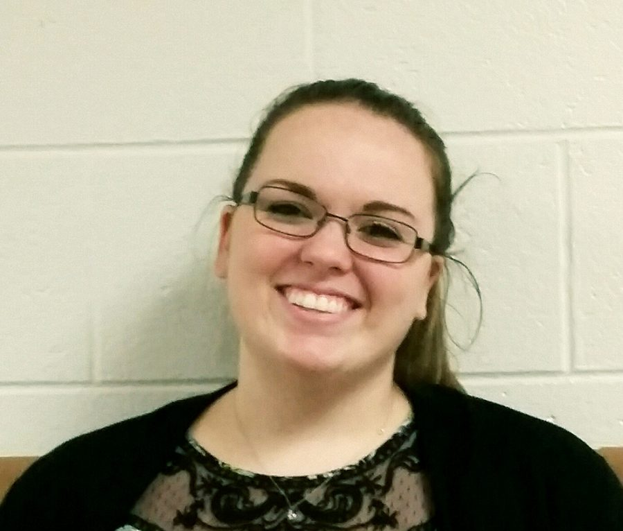 Mrs. Blakovich is the new choir teacher at Western.