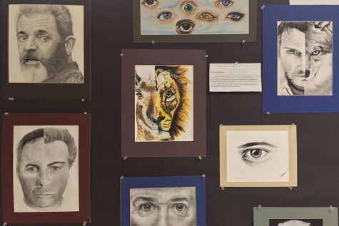 PSA: Senior Art Show To Open on April 24th