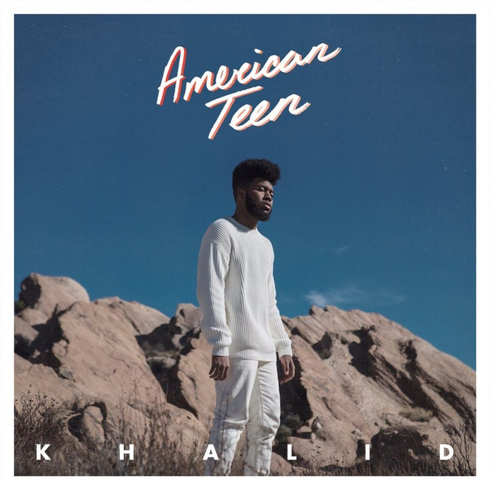 Khalid%27s+newest+album+%22American+Teen%22+dropped+on+March+3