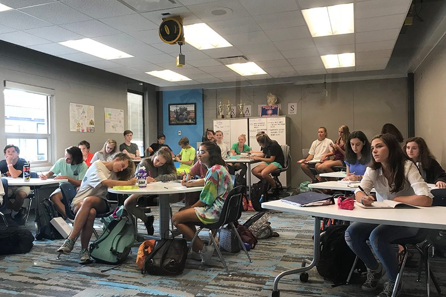 Global Studies Students Learn Around the World