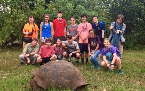 ESA Galapagos Trip