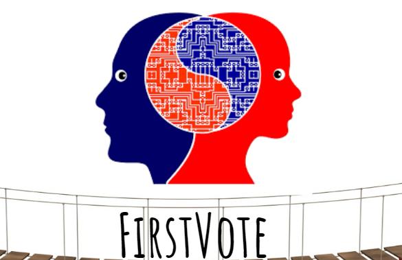 Logo of FirstVote