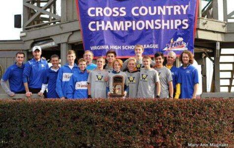 Cross Country Sweeps State Championships