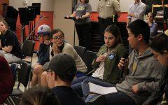 Students Discuss School Safety Procedures