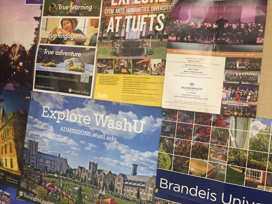 Sophomores Reflect on the College Search