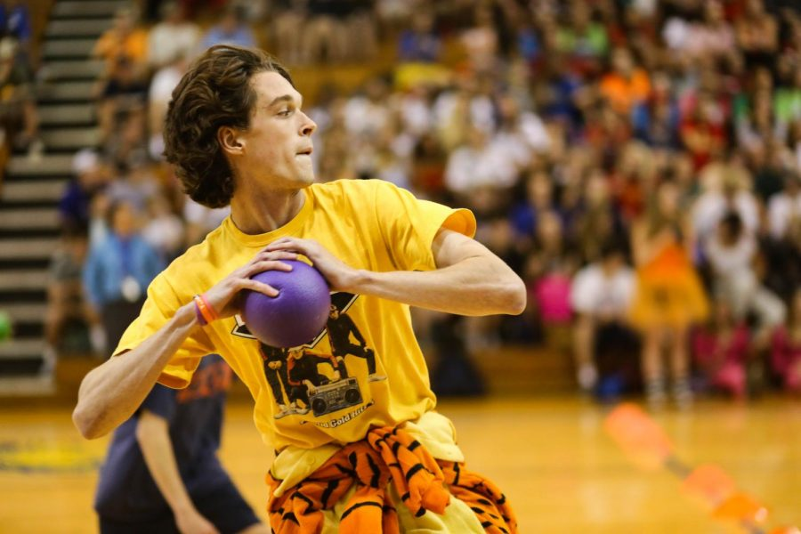 Photos: Spirit Week Dodgeball
