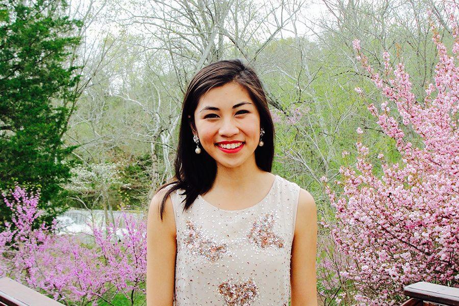 Alison Phanthavong, English