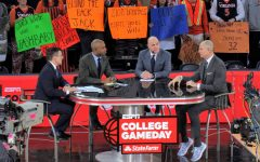"Rece Davis: ""(UVA) is a great place for us to come."""