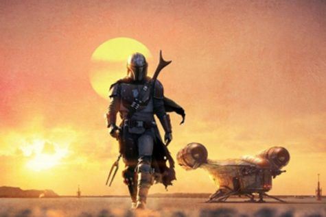 """The Mandalorian"" follows the interstellar adventures of the titular character, a masked warrior, in the era after ""Star Wars: Return of the Jedi."""