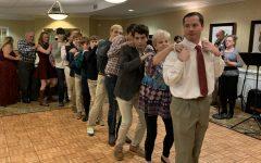 Wrestling Team Hosts Dance at the Lodge
