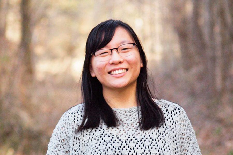 Humans of WAHS: Diana Kim