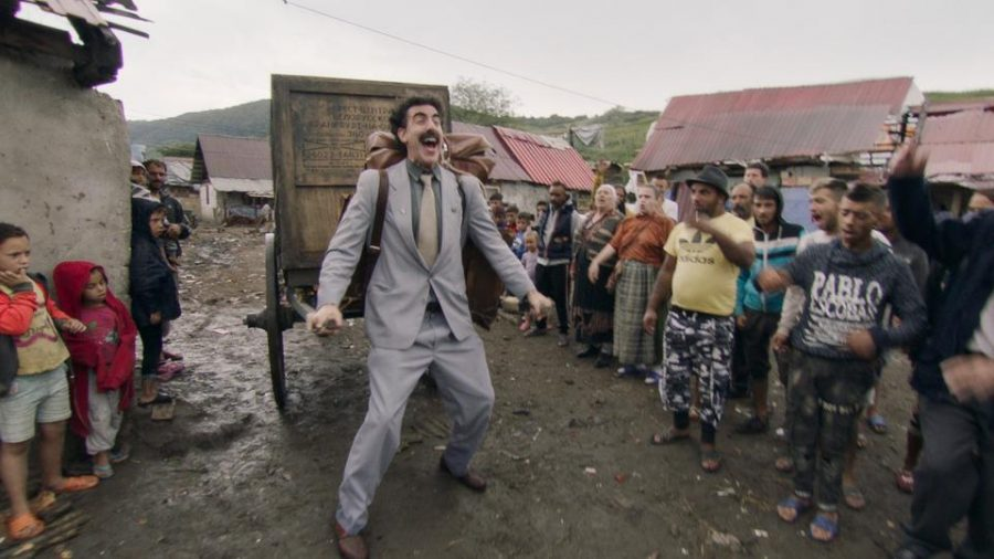 Borat Subsequent Moviefilm: Covids Best Comedy