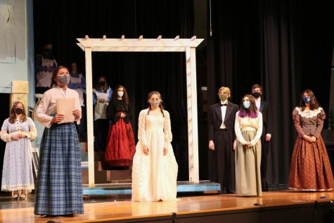 WAHS Drama Presents Little Women