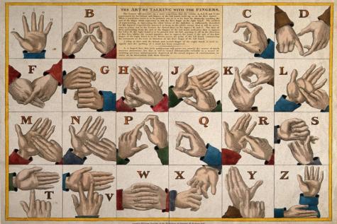 Sign Language:  A Language Without Sound