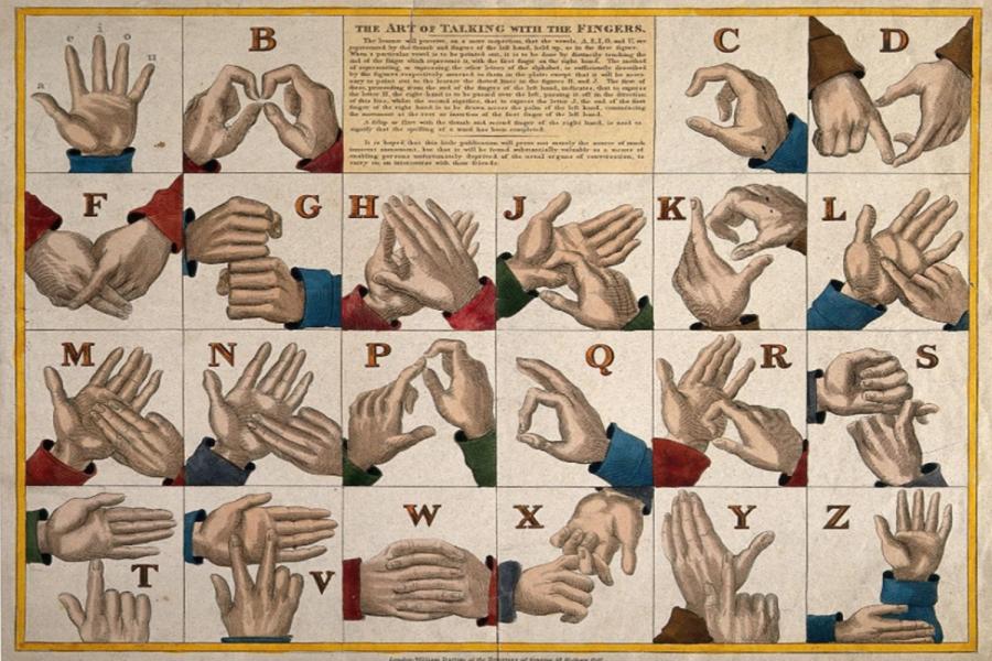 Sign+Language%3A++A+Language+Without+Sound