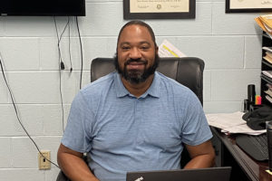 Principal Jason Lee had led WAHS for one year.